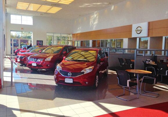 Purchase your next car at Germain Nissan