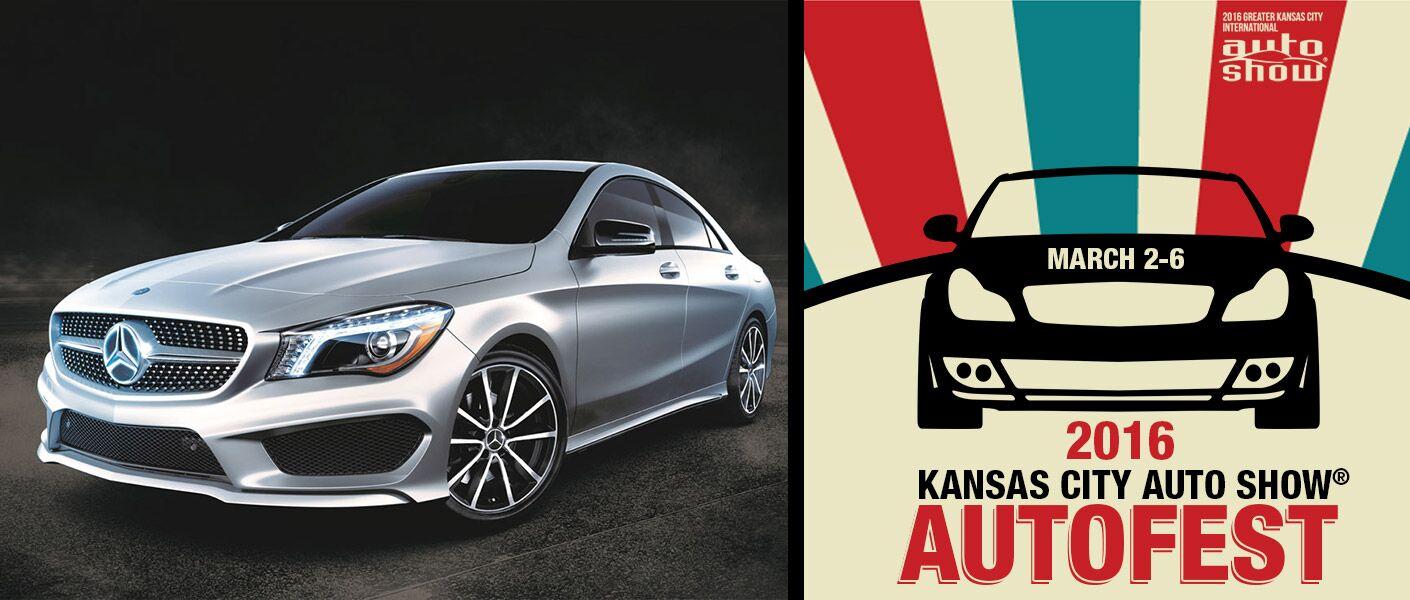 2016 Greater Kansas City International Auto Show Mercedes-Benz C-Class