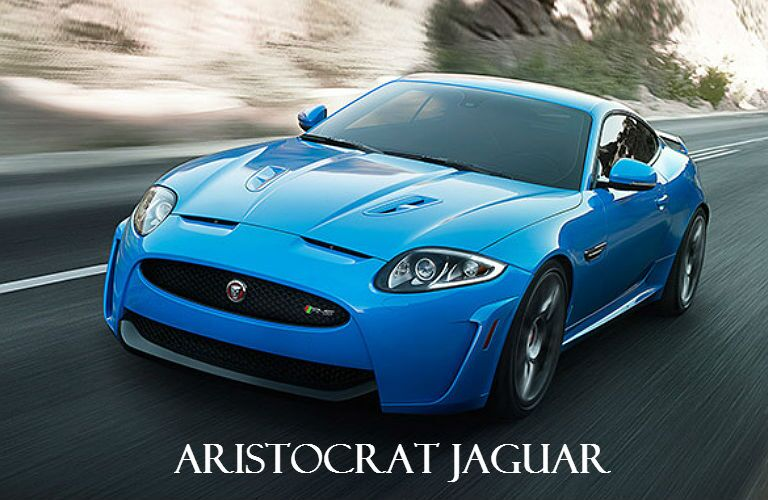 Aristocrat Motor's December Incentive Jaguar