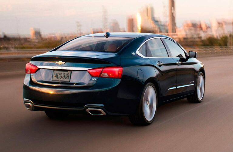 Used 2015 Chevrolet Impala Sedan Pricing & Features | Edmunds