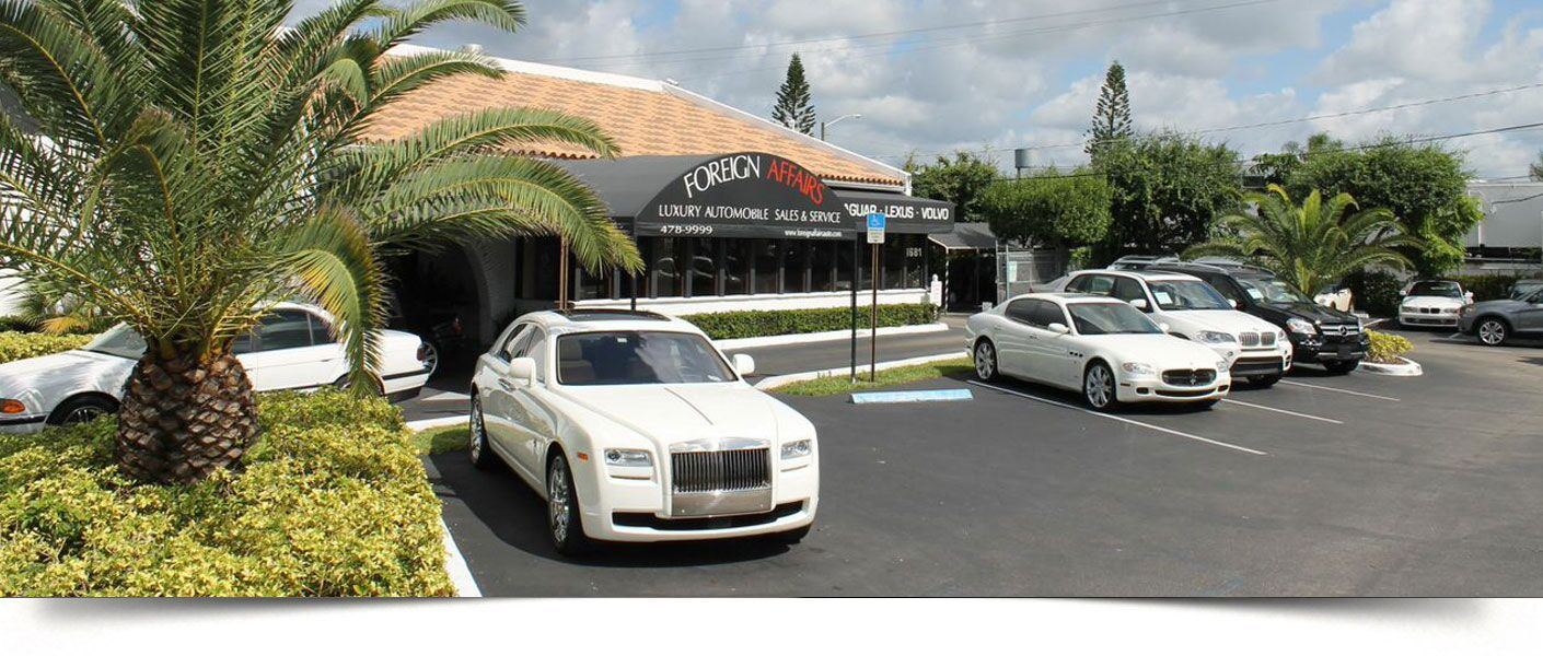 About Foreign Affairs Auto A West Palm Beach Fl Dealership