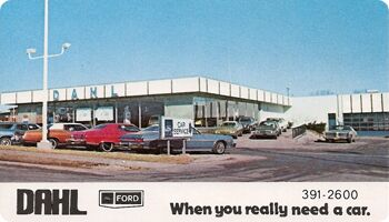Ford Dealer in Quad Cities