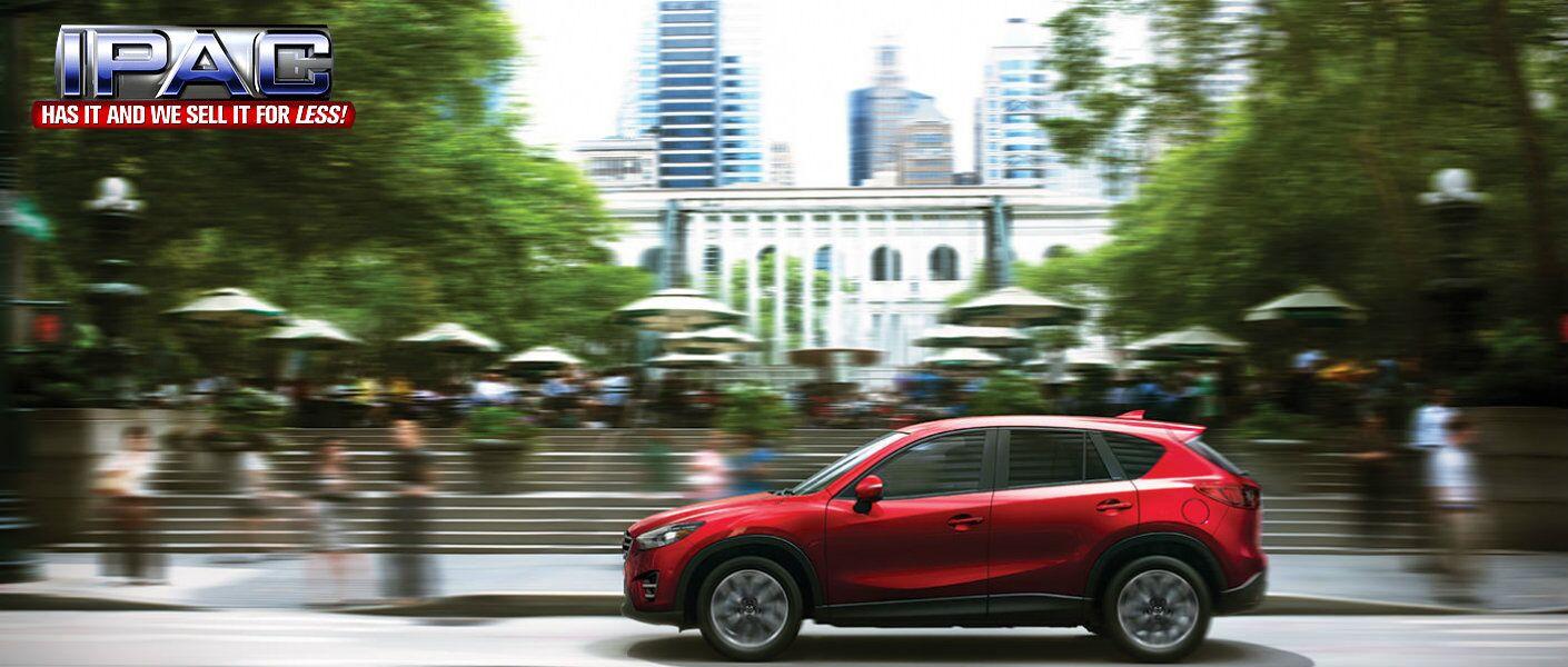 Mazda Dealer San Antonio TX