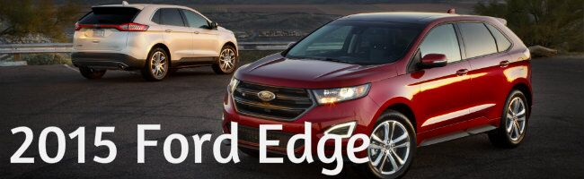 2015 Ford Edge information specifications