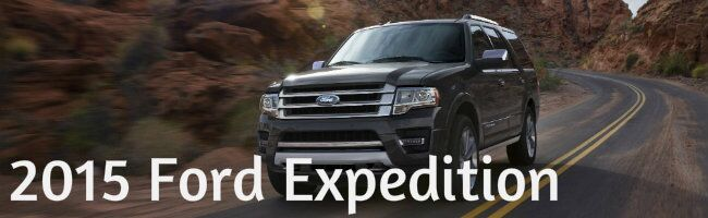 2015 Ford Expedition more information