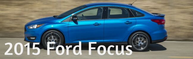 2015 Ford Focus in San Antonio TX learn more
