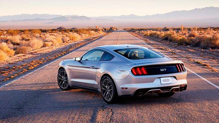 Silver 2015 Ford Mustang San Antonio TX
