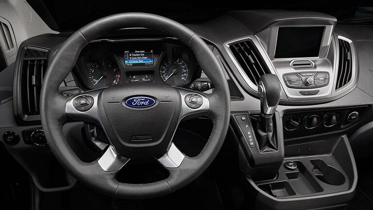 2015 Ford Transit Cargo Van Versatility and Capability