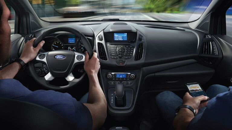 New Ford Transit Connect Capability and Versatility