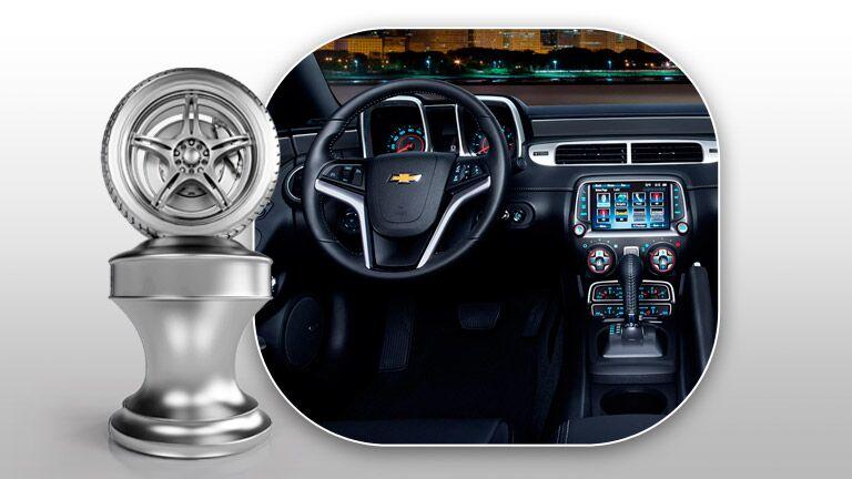2015 Ford Mustang Award Winner Trophy