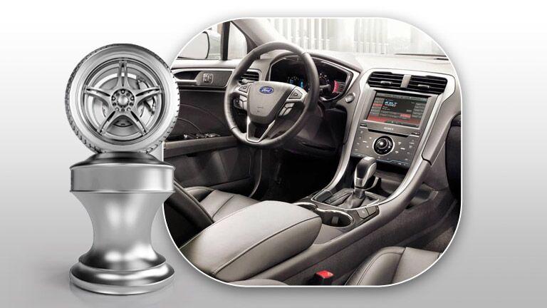 2015 Ford Fusion Interior Driver Side