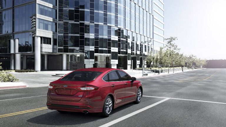 test drive new Ford Fusion in San Antonio TX