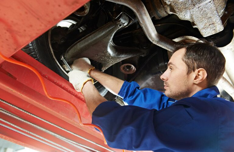 your fix your car at Mac Haik Southway Ford