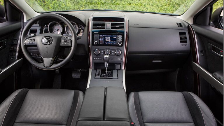 2014 Mazda CX-9 seating