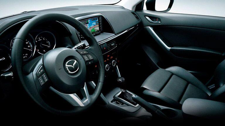 2015 Mazda CX-5 Steering Wheel