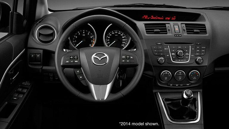 2015 Mazda 5 features