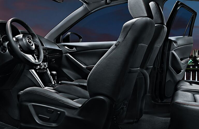 Mazda CX-5 seating