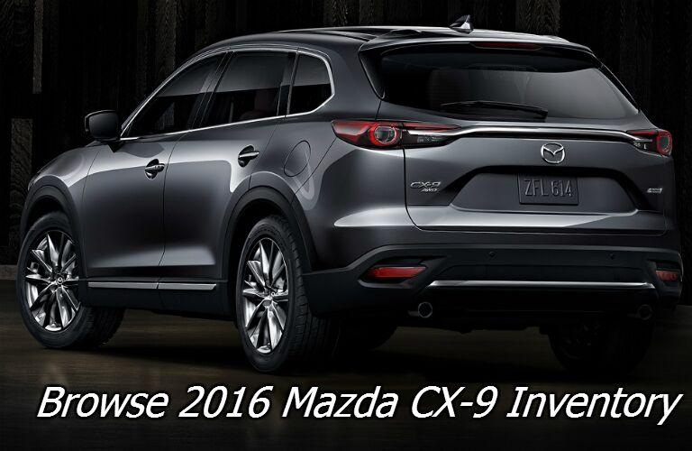 new 2016 mazda cx-9 for sale in fond du lac