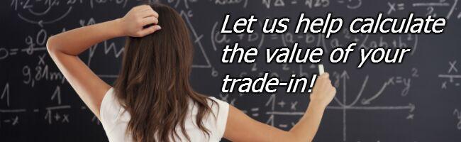 trade-in calculator for fond du lac wi