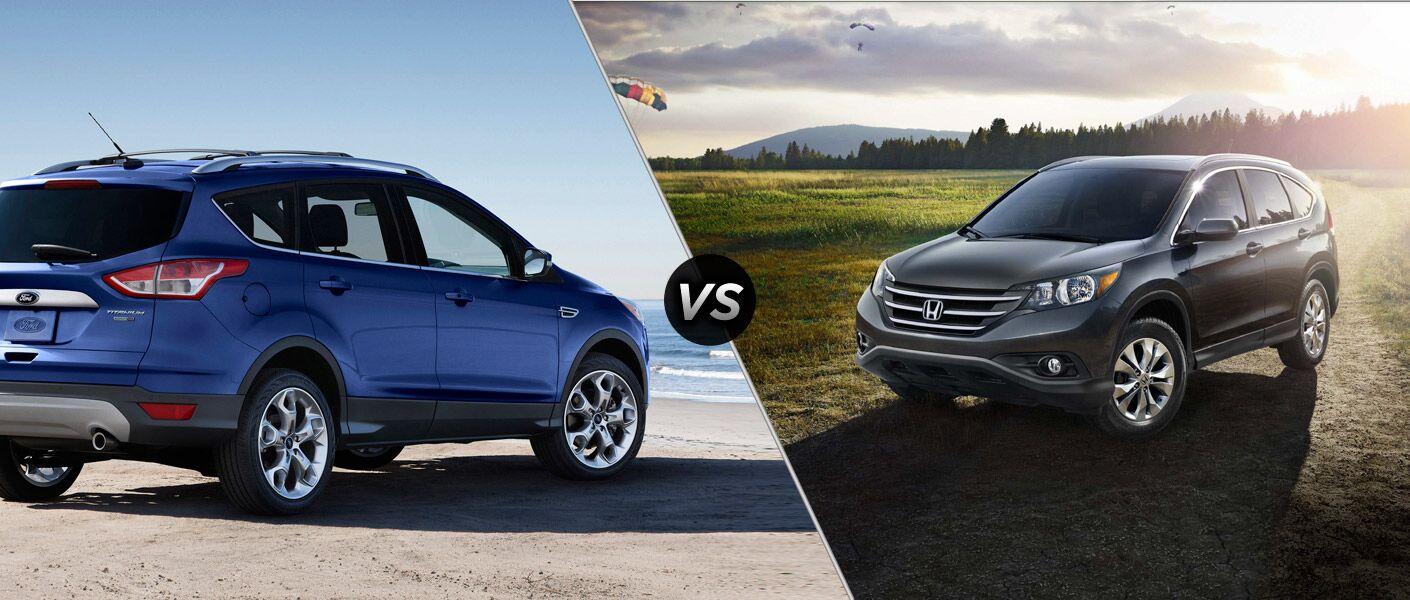 2014 ford escape vs 2014 honda cr v appleton wi for Ford escape vs honda crv