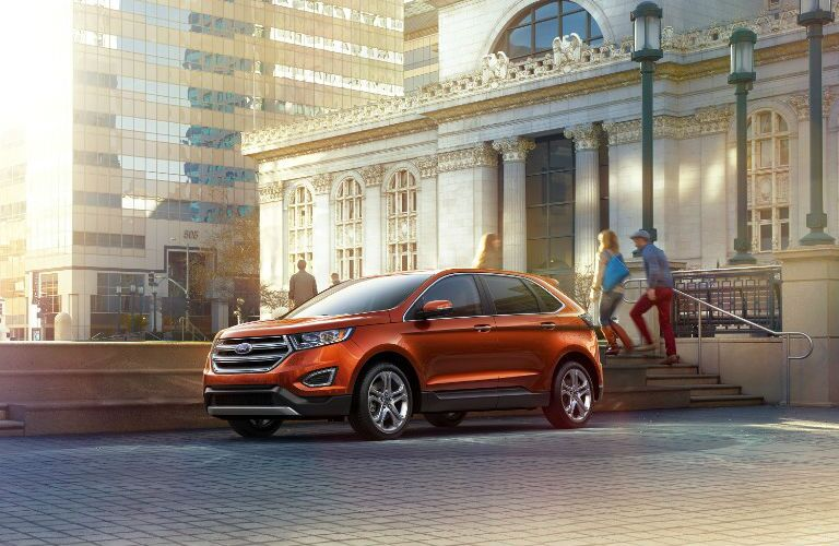Ford Edge Features