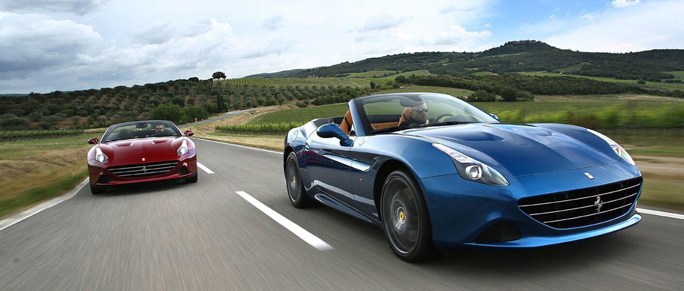 Benefits of buying a Ferrari or Maserati