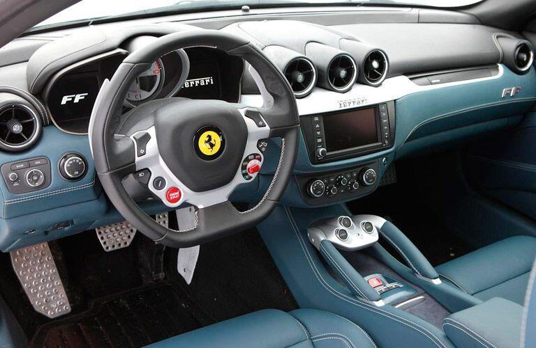 2014 Ferrari FF 0-60 mph time