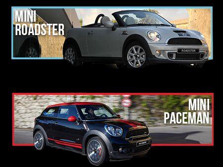 2015_Mini_Roadster_and_Mini_Paceman_Trims