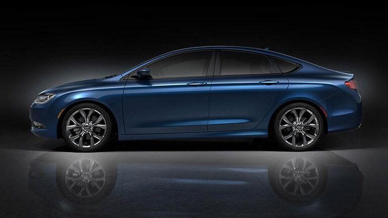 2015 Chrysler 200 vs. 2015 Kia Optima