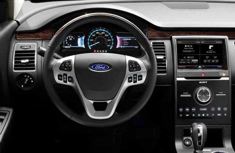 2015 Ford Flex vs 2015 GMC Acadia