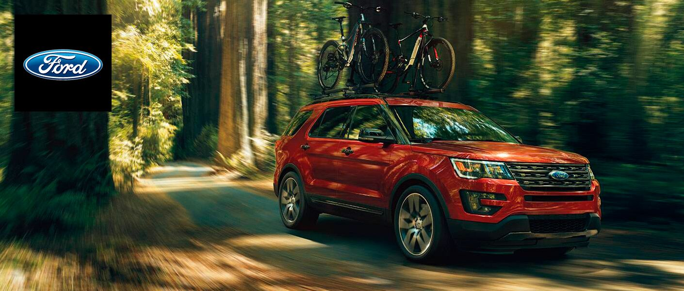 To test drive the 2016 Ford Explorer in Albert Lea MN, come to Dave Syverson!