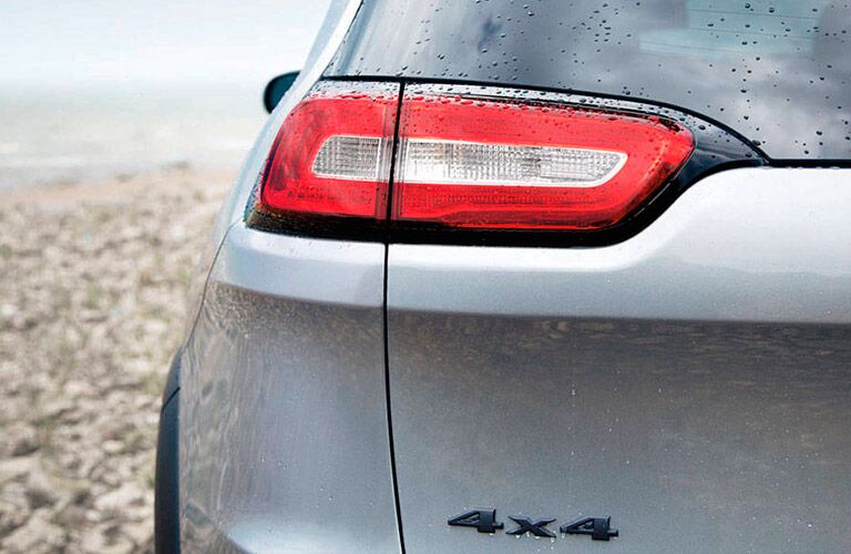 Four-wheel drive is available on the 2016 Jeep Cherokee in Albert Lea MN.