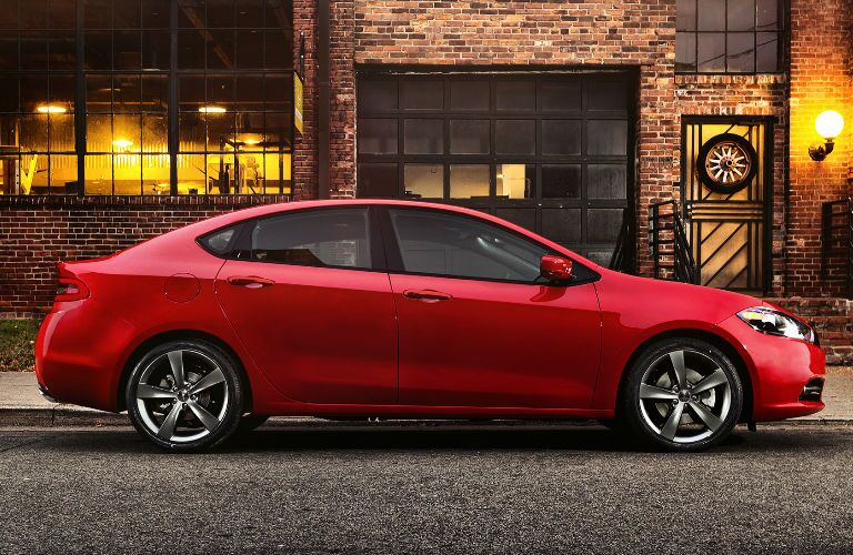2016 Dodge Dart Albert Lea MN exterior side