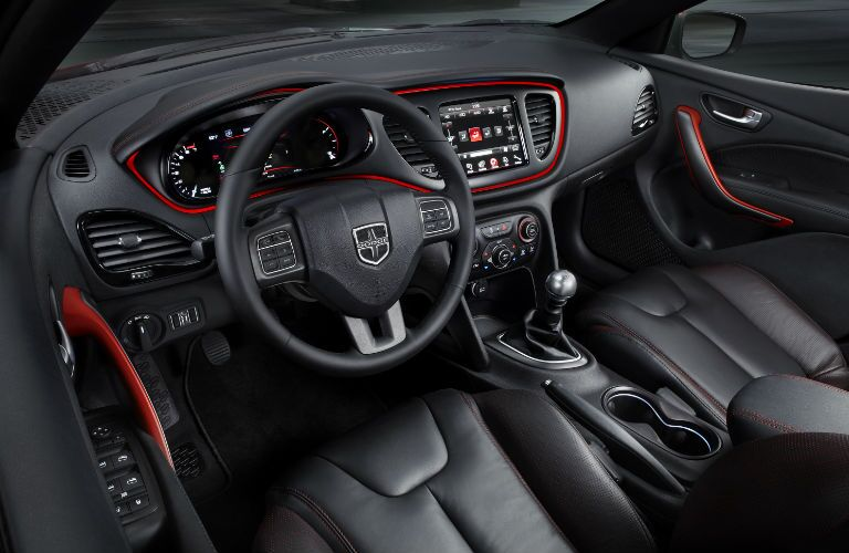 2016 Dodge Dart Albert Lea MN interior technology