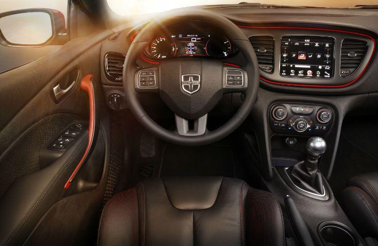 2016 Dodge Dart Albert Lea MN interior