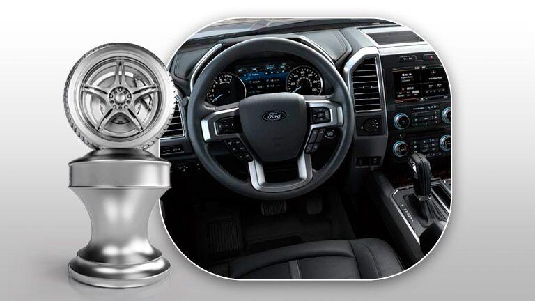 2015 Ford F-150 vs 2015 Chevrolet Silverado 1500