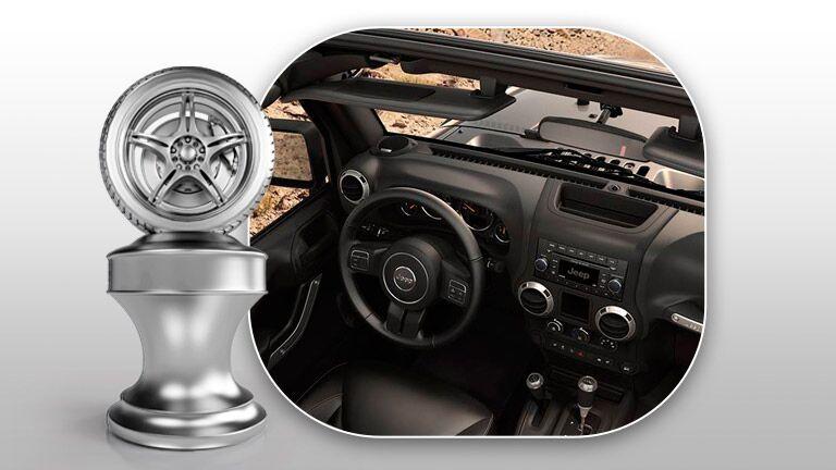 2015 Jeep Wrangler vs 2015 Nissan Xterra