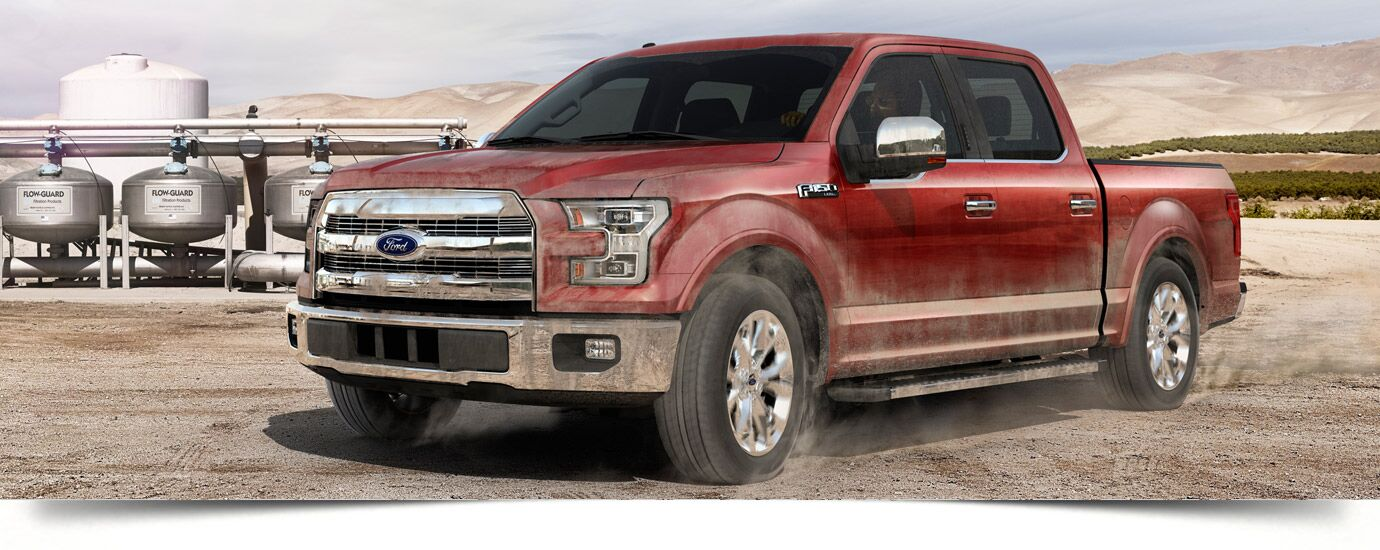 2015 Ford F-150 in Albert Lea, MN