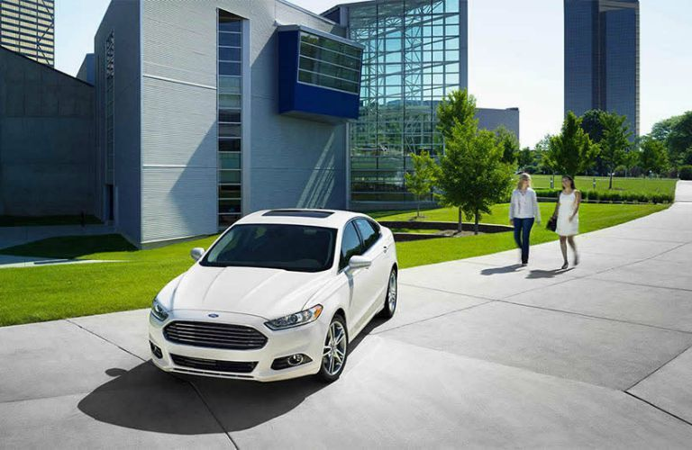 Ride in style with the 2016 Ford Fusion in Albert Lea MN!