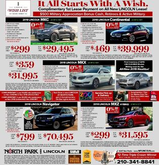 Weekly Ads Used Car Specials Near New Braunfels Tx