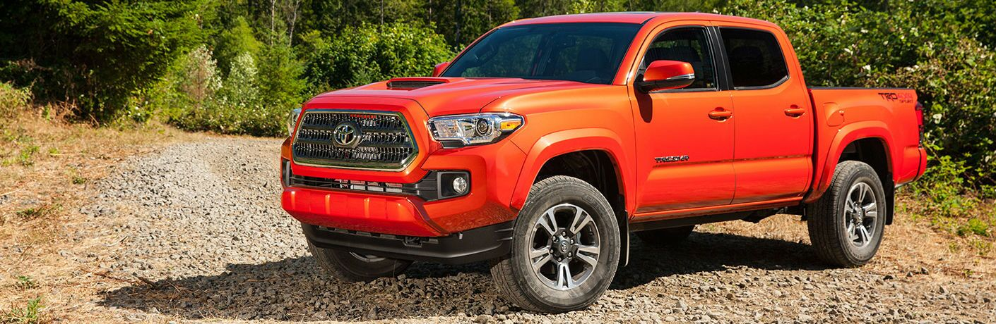 2016 Toyota Tacoma Near Hartford CT