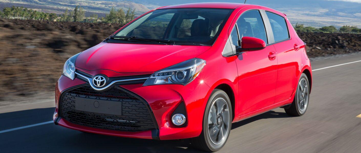 2016 Toyota Yaris Near Springfield MA