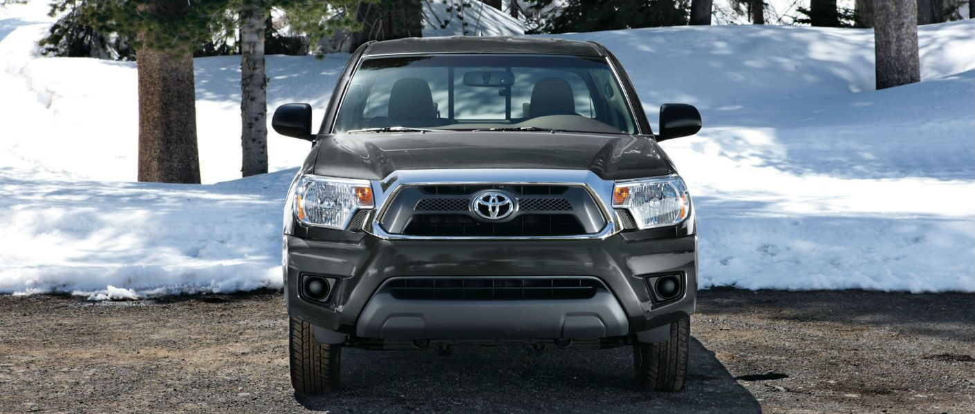 Best Toyota Models for Winter Driving