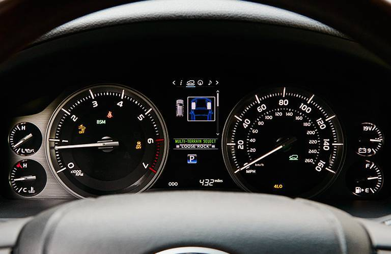 Toyota Dashboard Warning Lights and Indicators