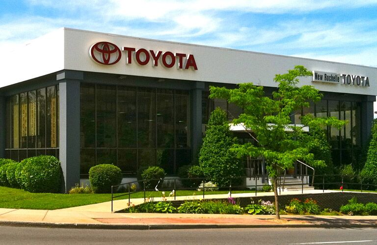 Purchase your next car at New Rochelle Toyota
