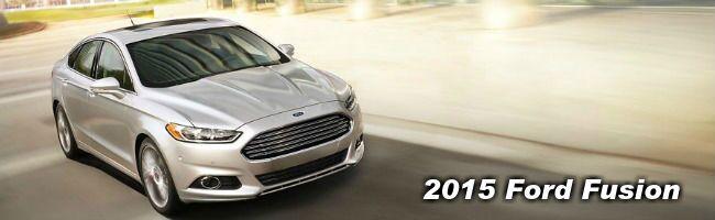 2015 Ford Fusion Huntsville AL