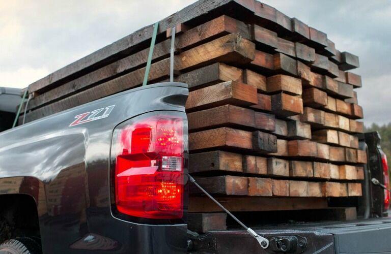 2015 Chevy Silverado 1500 Engine Options Scottsboro AL