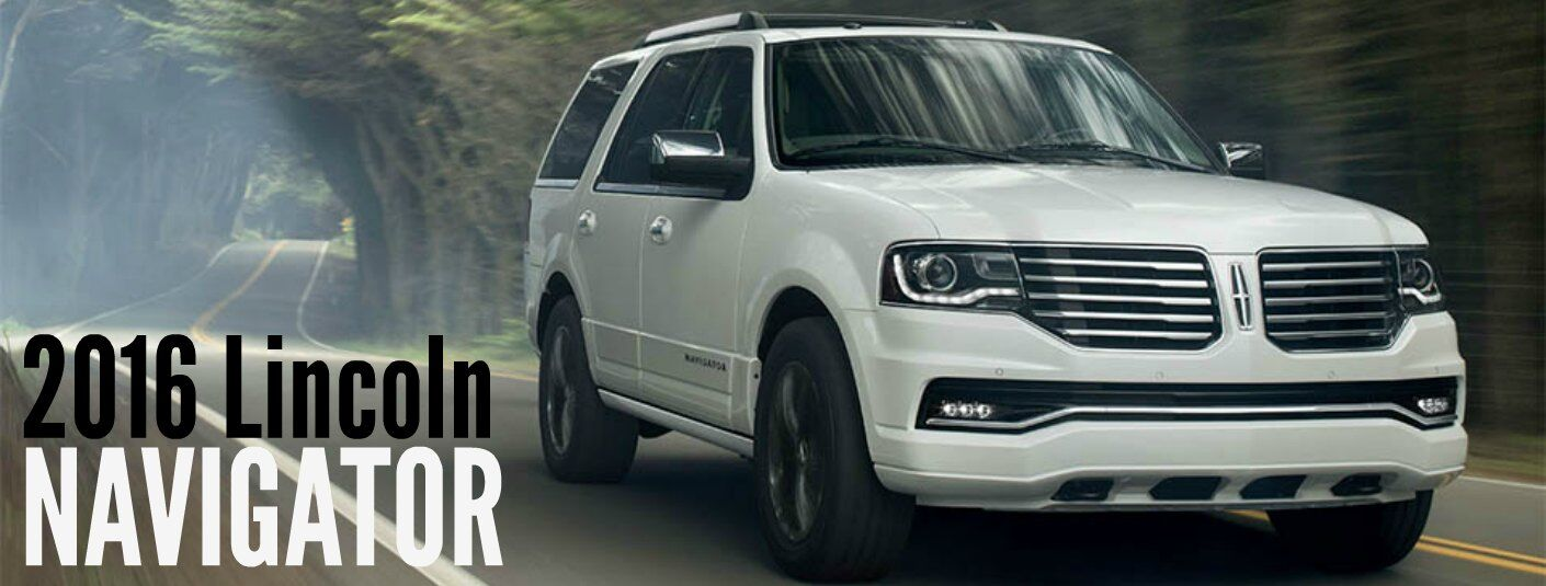 2016 Lincoln Navigator Scottsboro AL