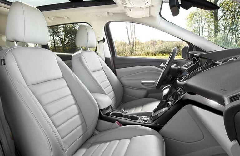 2014 Ford Escape Interior