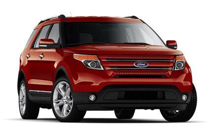2014 Ford Explorer Exterior